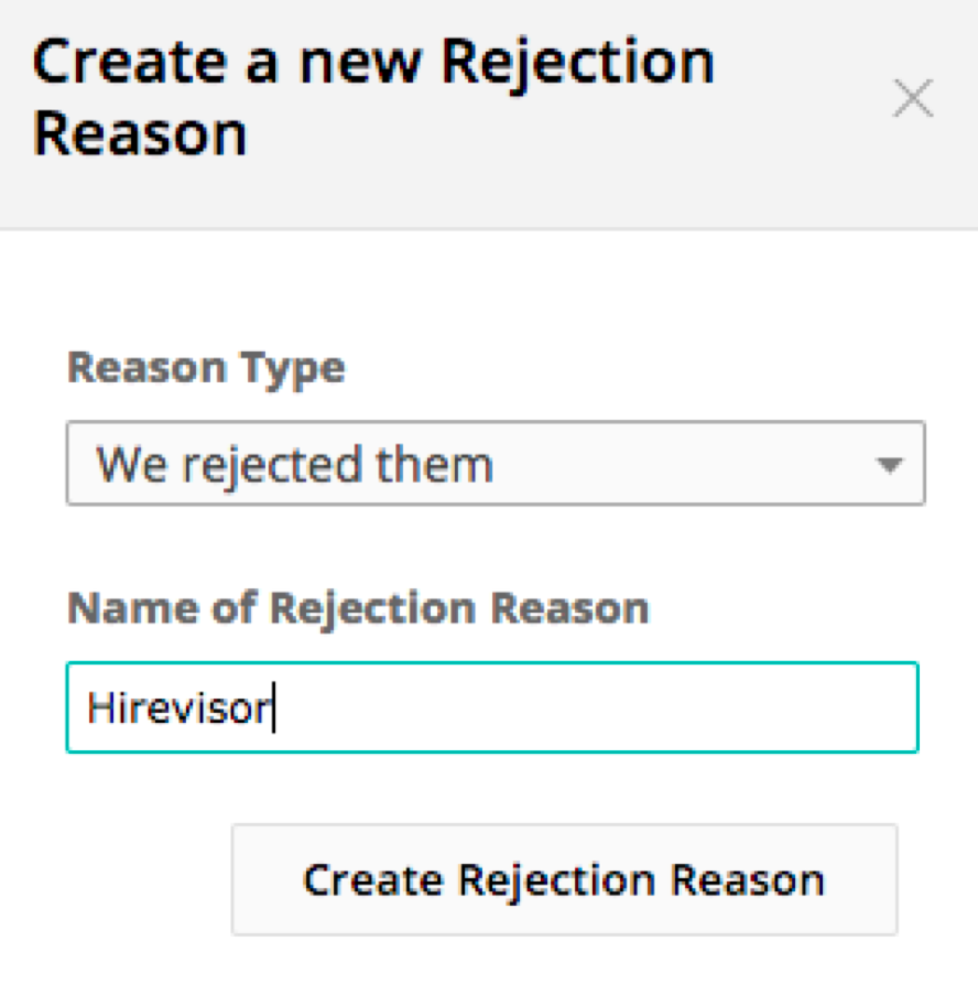 I use hirevisor what does the integration look like how do i optional modify rejection email template pronofoot35fo Images