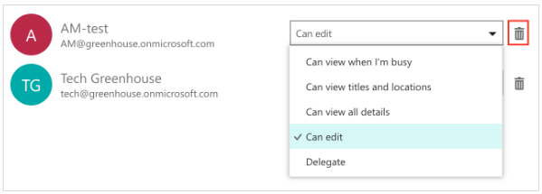 Outlook365: Can't See Shared Calendars – Greenhouse Support
