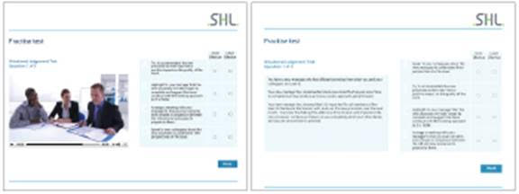 SHL (TalentCentral) – Greenhouse Support